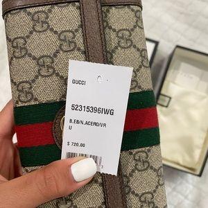 Gucci Bags - GUCCI CONTINENTAL WALLET